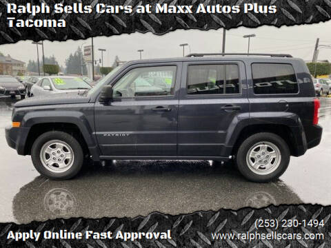 2015 Jeep Patriot for sale at Ralph Sells Cars at Maxx Autos Plus Tacoma in Tacoma WA