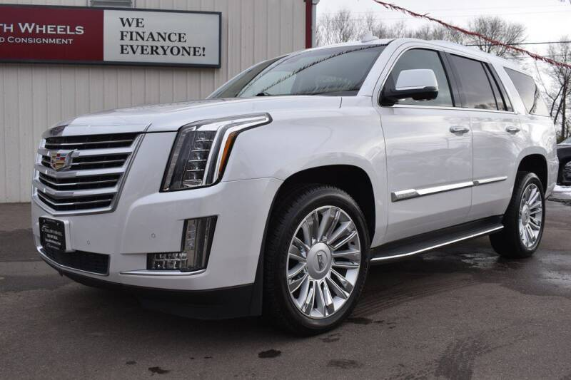 2016 Cadillac Escalade for sale at DealswithWheels in Hastings MN