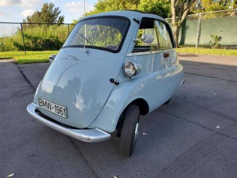 1961 BMW Isetta for sale at Classic Car Deals in Cadillac MI