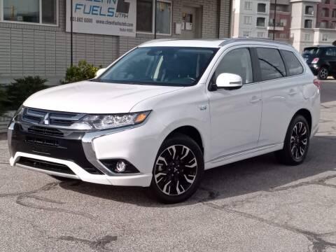2018 Mitsubishi Outlander PHEV for sale at Clean Fuels Utah - SLC in Salt Lake City UT