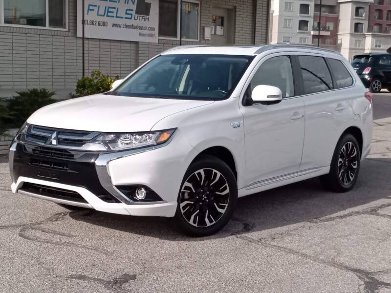 2018 Mitsubishi Outlander PHEV for sale at Clean Fuels Utah - SLC in Salt Lake City UT