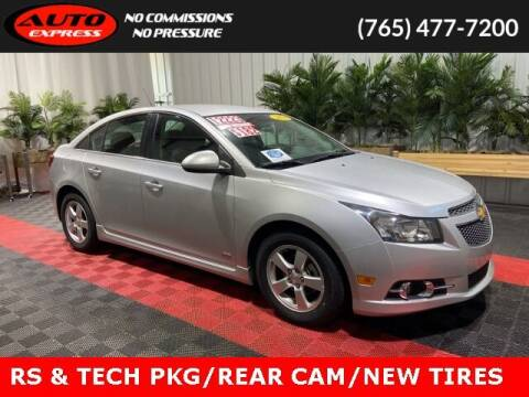 2014 Chevrolet Cruze for sale at Auto Express in Lafayette IN