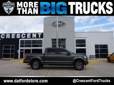 2015 Ford F-150 for sale at Crescent Ford in Harahan LA