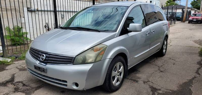 2007 Nissan Quest for sale at Western Star Auto Sales in Chicago IL