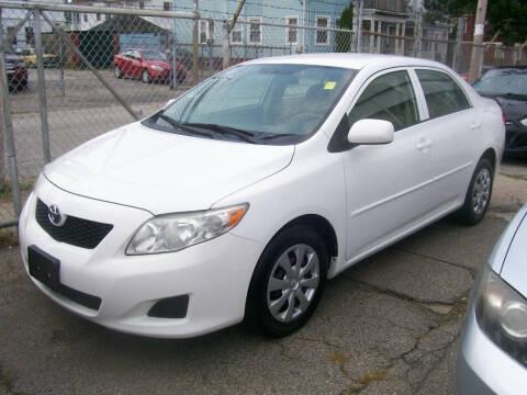 2010 Toyota Corolla for sale at Dambra Auto Sales in Providence RI
