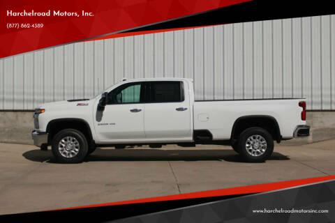 2020 Chevrolet Silverado 3500HD for sale at Harchelroad Motors, Inc. in Wauneta NE