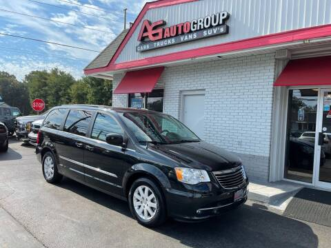 2016 Chrysler Town and Country for sale at AG AUTOGROUP in Vineland NJ