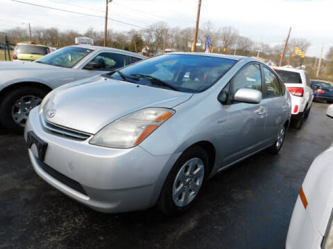 2007 Toyota Prius for sale at WOOD MOTOR COMPANY in Madison TN