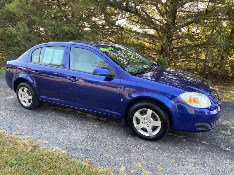 2007 Chevrolet Cobalt for sale at Kansas Car Finder in Valley Falls KS