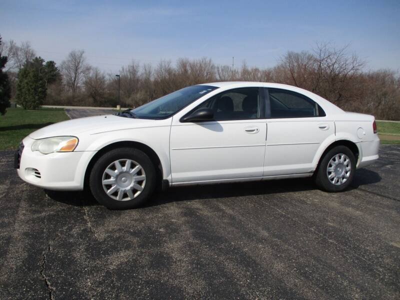 2006 Chrysler Sebring for sale at Crossroads Used Cars Inc. in Tremont IL