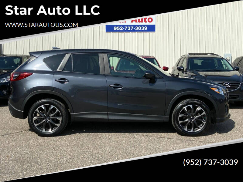 2016 Mazda CX-5 for sale at Star Auto LLC in Jordan MN