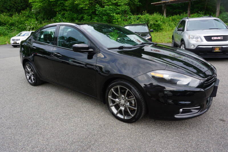 2014 Dodge Dart for sale at Bloom Auto in Ledgewood NJ