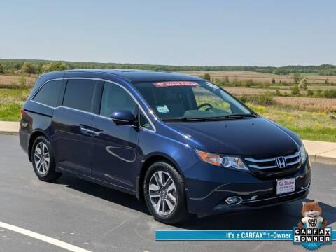 2015 Honda Odyssey for sale at Bob Walters Linton Motors in Linton IN