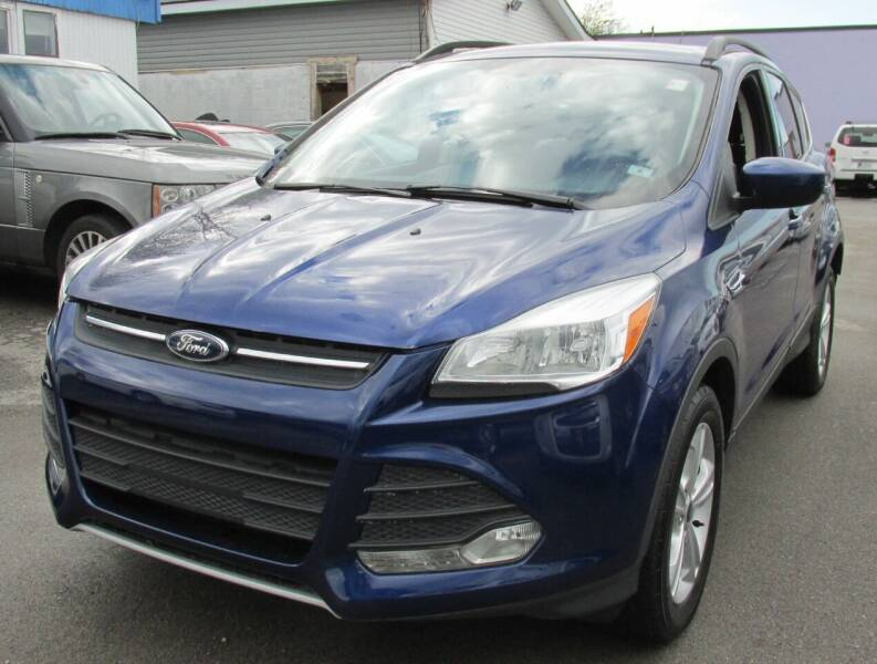 2014 Ford Escape for sale at Express Auto Sales in Lexington KY