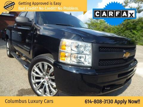 2013 Chevrolet Silverado 1500 for sale at Columbus Luxury Cars in Columbus OH