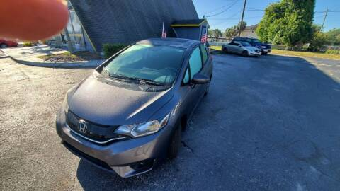 2017 Honda Fit for sale at YOUR BEST DRIVE in Oakland Park FL