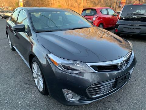 2017 Toyota Camry for sale at D & M Discount Auto Sales in Stafford VA