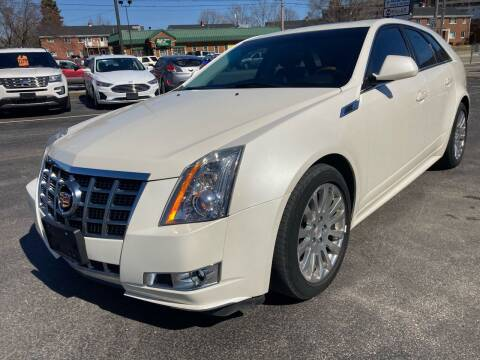 2013 Cadillac CTS for sale at RABIDEAU'S AUTO MART in Green Bay WI