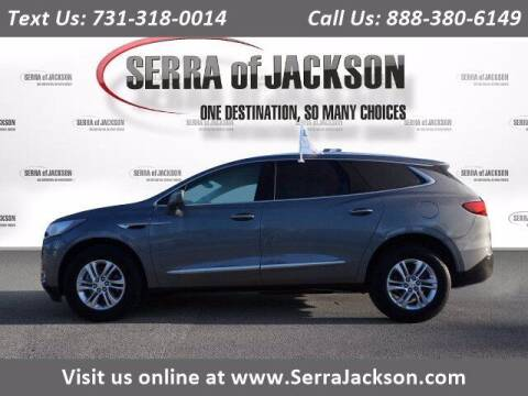 2018 Buick Enclave for sale at Serra Of Jackson in Jackson TN