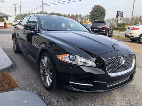 2011 Jaguar XJL for sale at RVA Automotive Group in North Chesterfield VA