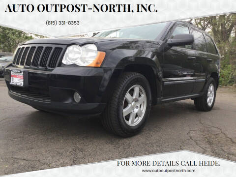 2008 Jeep Grand Cherokee for sale at Auto Outpost-North, Inc. in McHenry IL