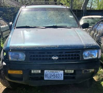 1996 Nissan Pathfinder for sale at Ody's Autos in Houston TX