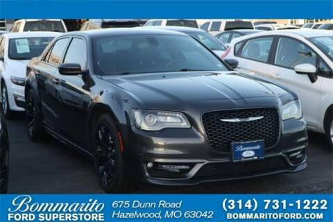 2019 Chrysler 300 for sale at NICK FARACE AT BOMMARITO FORD in Hazelwood MO