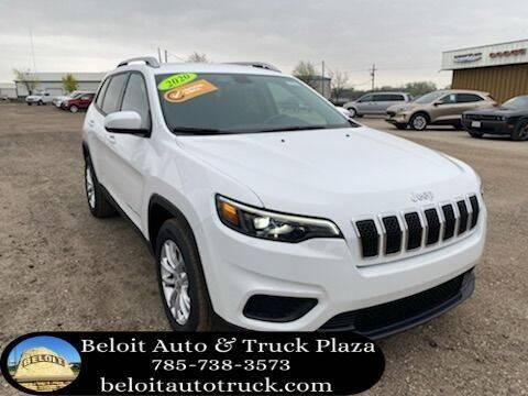 2020 Jeep Cherokee for sale at BELOIT AUTO & TRUCK PLAZA INC in Beloit KS
