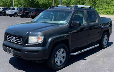 2006 Honda Ridgeline for sale at Reliable Auto Sales in Roselle NJ