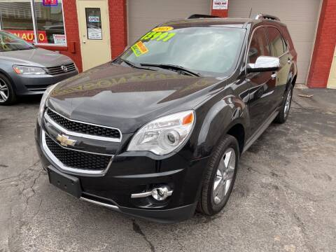 2015 Chevrolet Equinox for sale at 4 Season Auto in Milwaukee WI