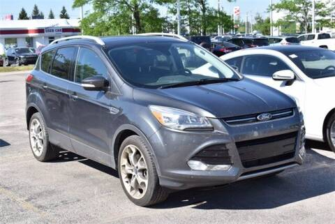 2016 Ford Escape for sale at BOB ROHRMAN FORT WAYNE TOYOTA in Fort Wayne IN