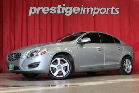 2013 Volvo S60 for sale at Prestige Imports in St Charles IL