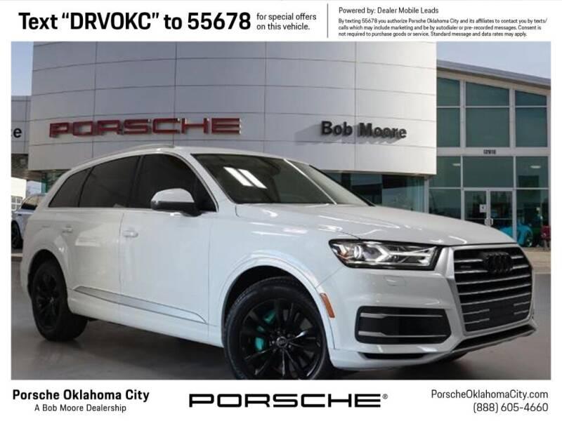 2019 Audi Q7 for sale in Oklahoma City, OK
