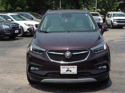 2017 Buick Encore for sale at Auto Finance of Raleigh in Raleigh NC
