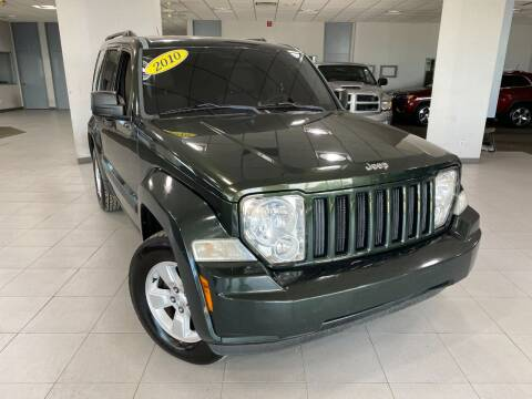 2010 Jeep Liberty for sale at Auto Mall of Springfield in Springfield IL