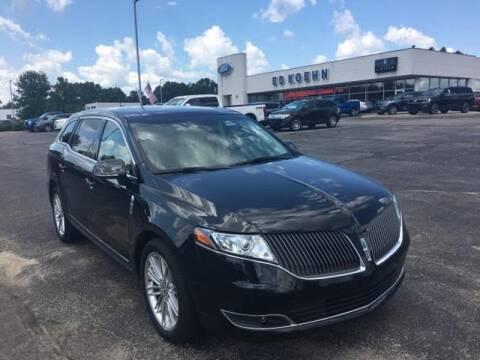 2015 Lincoln MKT for sale at Ed Koehn Chevrolet in Rockford MI