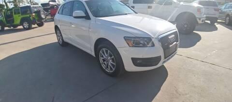 2012 Audi Q5 for sale at AUTOTEX FINANCIAL in San Antonio TX