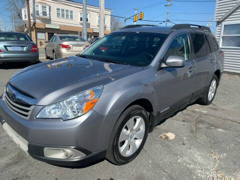2010 Subaru Outback for sale at Better Auto in South Darthmouth MA