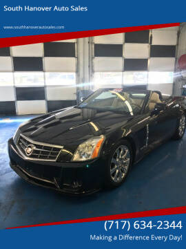 2009 Cadillac XLR for sale at South Hanover Auto Sales in Hanover PA