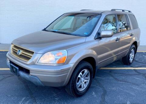 2004 Honda Pilot for sale at Carland Auto Sales INC. in Portsmouth VA