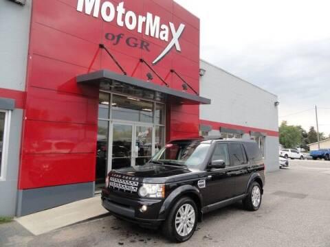 2011 Land Rover LR4 for sale at MotorMax of GR in Grandville MI