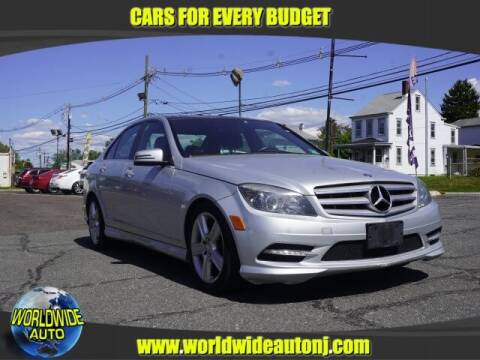 2011 Mercedes-Benz C-Class for sale at Worldwide Auto in Hamilton NJ