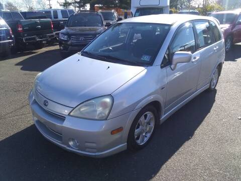 2003 Suzuki Aerio for sale at Wilson Investments LLC in Ewing NJ