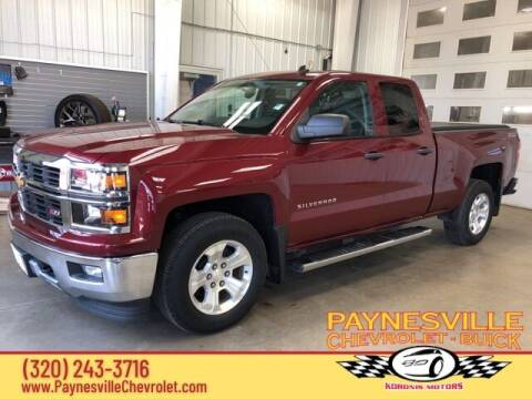 2014 Chevrolet Silverado 1500 for sale at Paynesville Chevrolet Buick in Paynesville MN