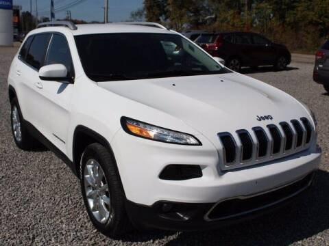 2017 Jeep Cherokee for sale at Street Track n Trail - Vehicles in Conneaut Lake PA
