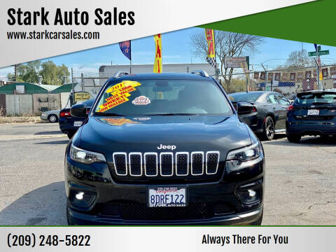 2019 Jeep Cherokee for sale at Stark Auto Sales in Modesto CA