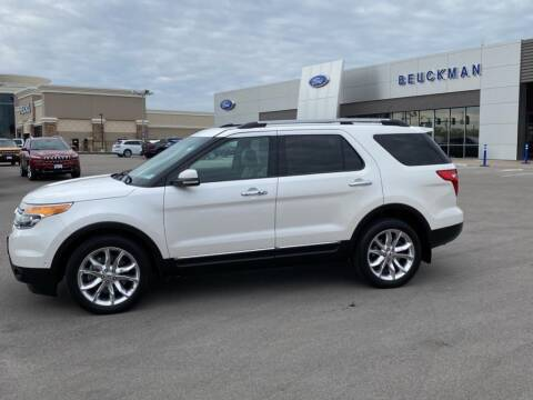 2015 Ford Explorer for sale at St. Louis Used Cars in Ellisville MO