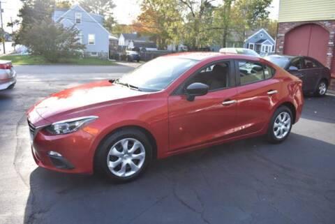 2014 Mazda MAZDA3 for sale at Absolute Auto Sales, Inc in Brockton MA
