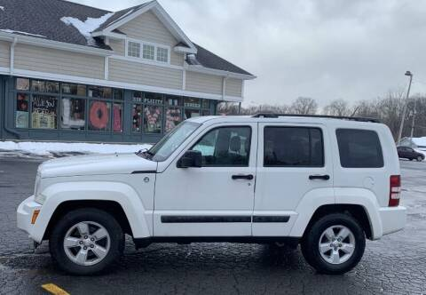 2010 Jeep Liberty for sale at Whiting Motors in Plainville CT