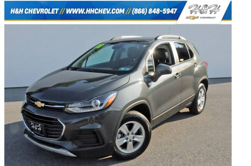 2018 Chevrolet Trax for sale in Shippensburg, PA